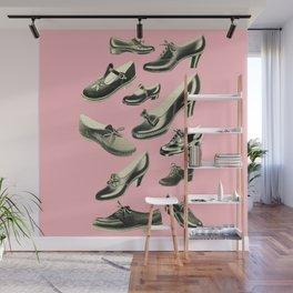 Shoe Fetish Wall Mural