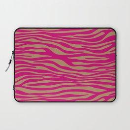Safari Wild Zebra Laptop Sleeve