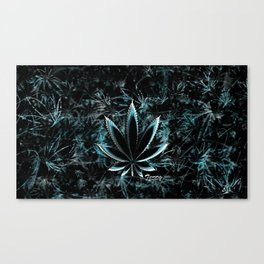 WetPaint420, Dark Dank Canvas Print