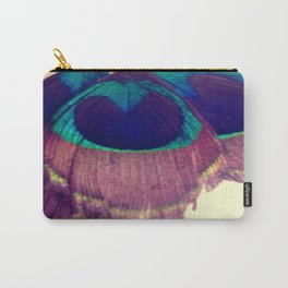 Peacocking Carry-All Pouch