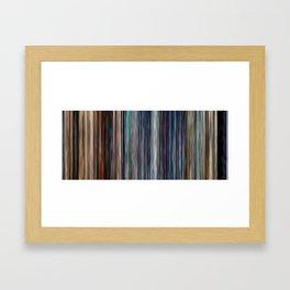 Wall-E Palette Painting Framed Art Print