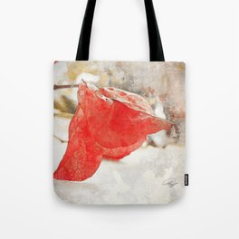 LAST KISS Tote Bag