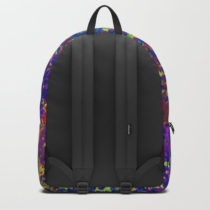 Grunge Painting Background G286 Backpack