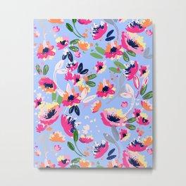 Spring Blooms 011 Metal Print