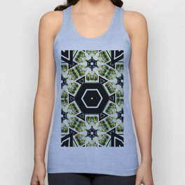 Encircled With Light Unisex Tank Top