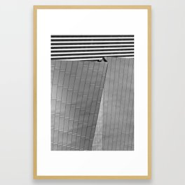 Abstract Architecture III Framed Art Print