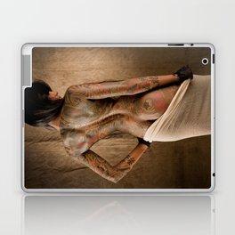 Lepa in Cotton Laptop & iPad Skin