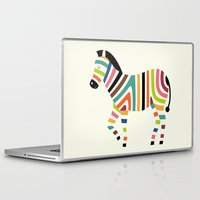 code Laptop & iPad Skins featuring Magic code by Andy Westface