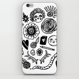 Titled iPhone Skin