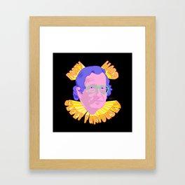 Party Chomsky Framed Art Print