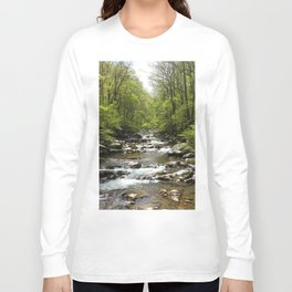 spring street Long Sleeve T-shirt