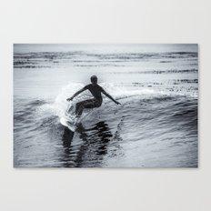 Surfer #3 Canvas Print