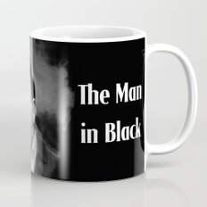 The Man in Black Mug