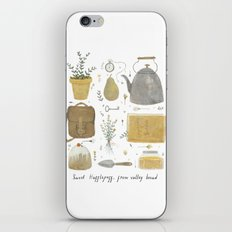 House of the True iPhone Skin