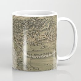 Butler, Pennsylvania (1896) Coffee Mug