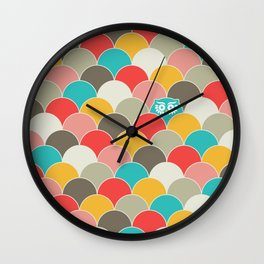Hooter Wall Clock