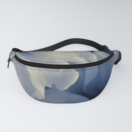 White peonies background Fanny Pack