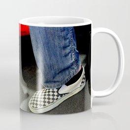 Three And A Half Feet Coffee Mug