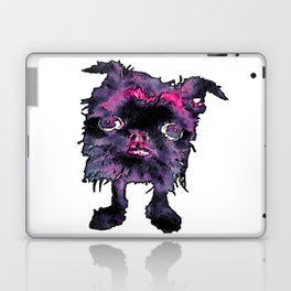 Lugga The Friendly Hairball Monster For Ghouls Laptop & iPad Skin