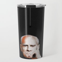 Alberto Moravia Travel Mug