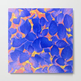 Supercontrast #painting #nature Metal Print