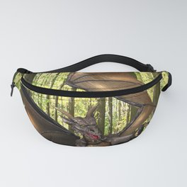 Edwin Dragon - snack time Fanny Pack