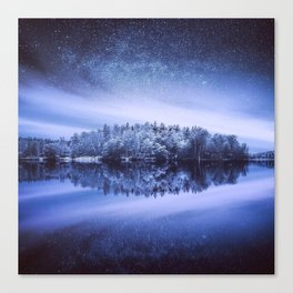 Vanajavesi lake Finland Canvas Print