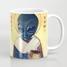 St. Alien Coffee Mug