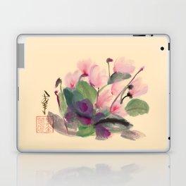 Cyclamen Series Laptop & iPad Skin