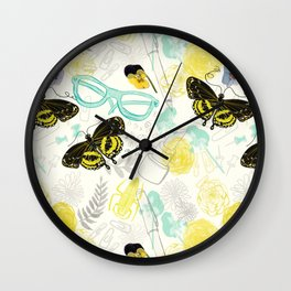 Dreamy Office Wall Clock