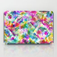 paradise iPad Cases featuring Paradise by Schatzi Brown