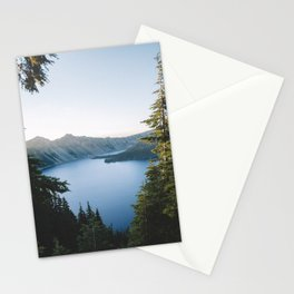 The Crater Stationery Cards