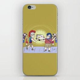 Twinkie Fight iPhone Skin