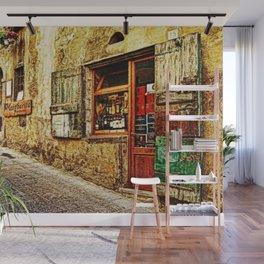 Tuscany, Italy Street Scene Wall Mural
