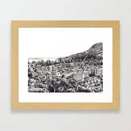 Kamala, Phuket Framed Art Print