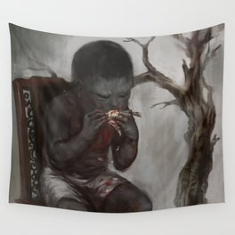 Greed Wall Tapestry