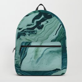 Blue Planet Marble Backpack