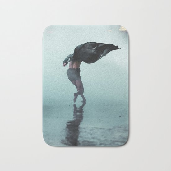 Dance wind Bath Mat