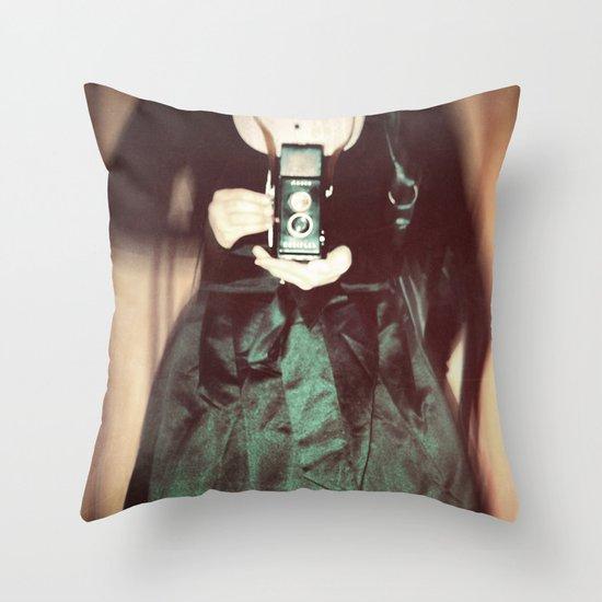Ansco Throw Pillow