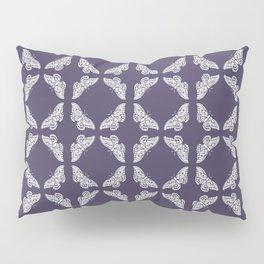 Meteorite Purple Arts and Crafts Butterflies Pillow Sham