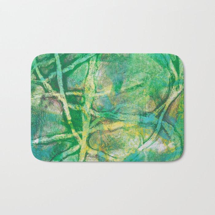 Abstract No. 55 Bath Mat