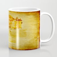once upon a  time Mugs featuring Once upon a time ... by Ganech joe