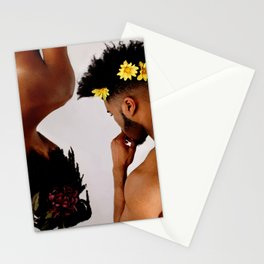The White Wall Series: Kyshan and Damon Stationery Cards