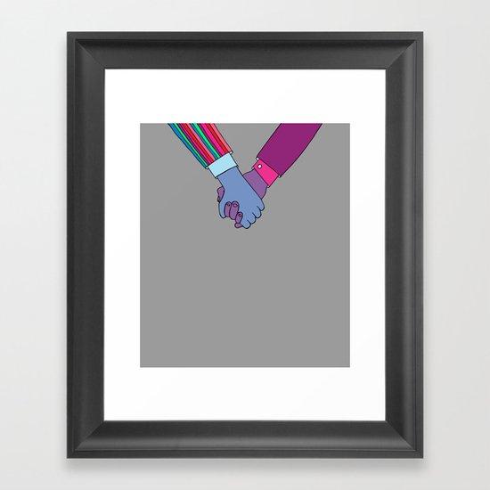 Tolerance Framed Art Print