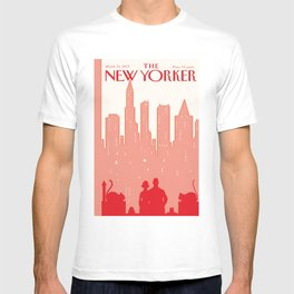 Reds Vintage New Yorker - Recolored 2 T-shirt