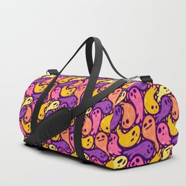Good Lil' Ghost Gang in Warm Colors Duffle Bag