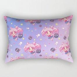 New Chibiusa Pattern Rectangular Pillow