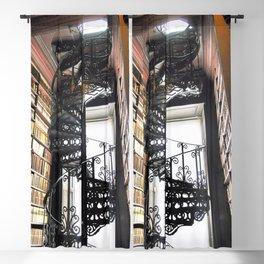 Bibliotheca Blackout Curtain