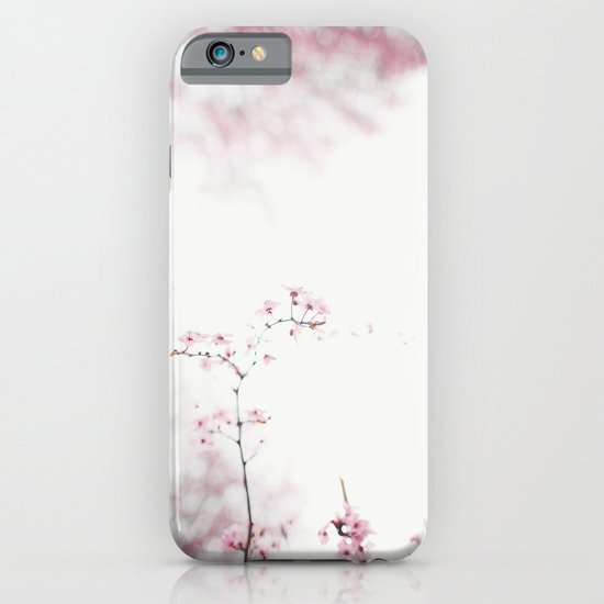 Cherry Blossom Sky iPhone & iPod Case