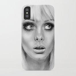 + BAMBI EYES + iPhone Case